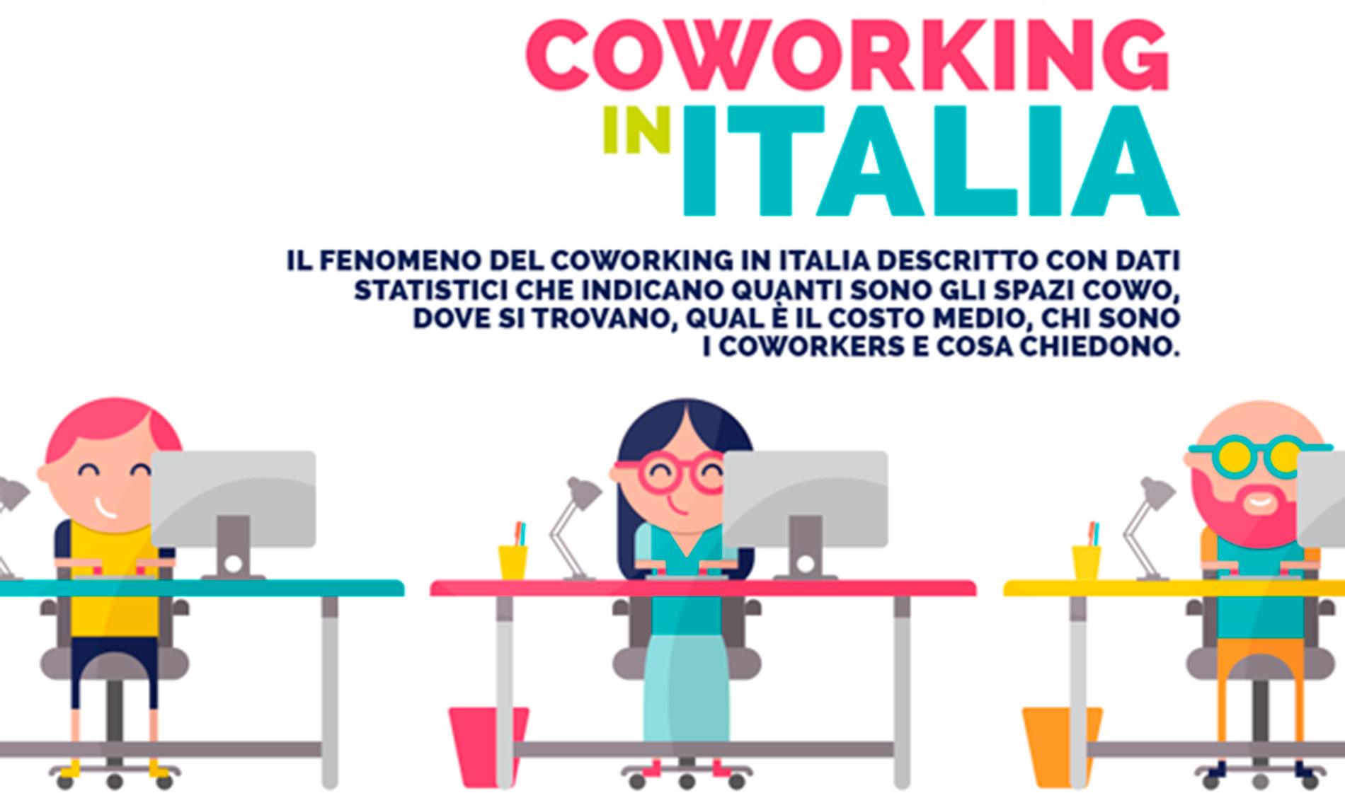 Coworking: è boom in Italia. Milano la capitale