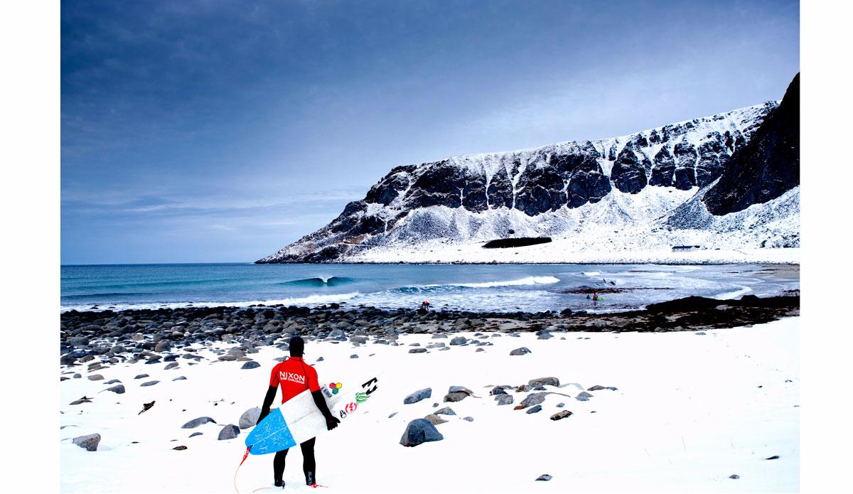Come partecipare concorso Ride and Surf Lofoten 2016