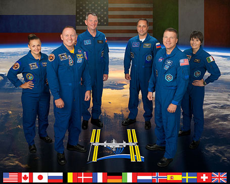 Data missione spaziale Expedition 42