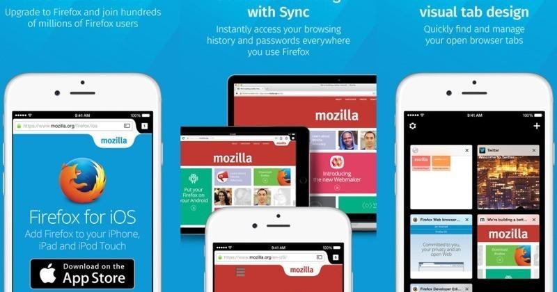 Come usare Mozilla Firefox su iOS