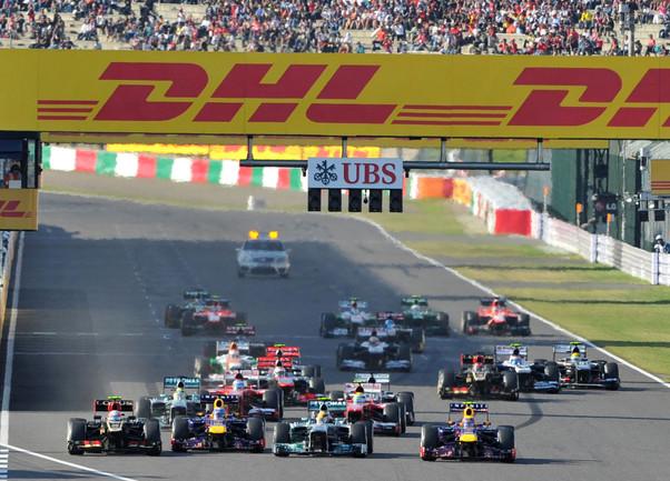 Risultati Formula 1 in Giappone