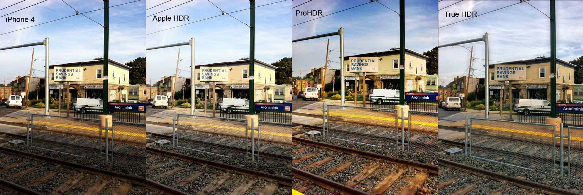 Migliori App per foto HDR con iPhone