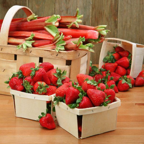 Marzo & Aprile: Frutta e verdura di stagione