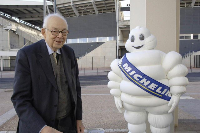 Chi è François Michelin