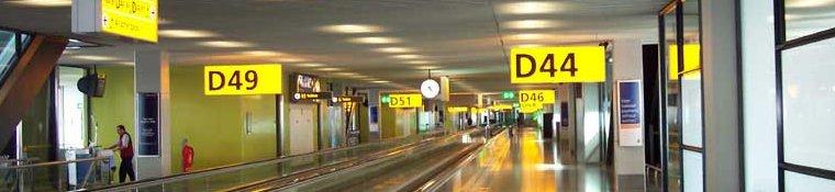 Come raggiungere l'aeroporto di Amsterdam Schiphol
