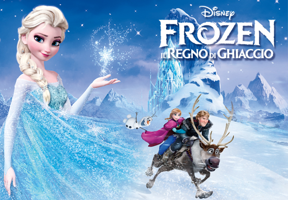 Disney Frozen Stream English