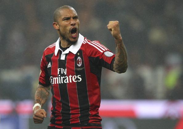 Rinnovo Nigel de Jong Milan giugno 2015