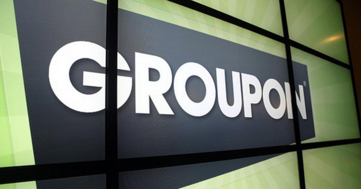 Come cancellare iscrizione a Groupon?