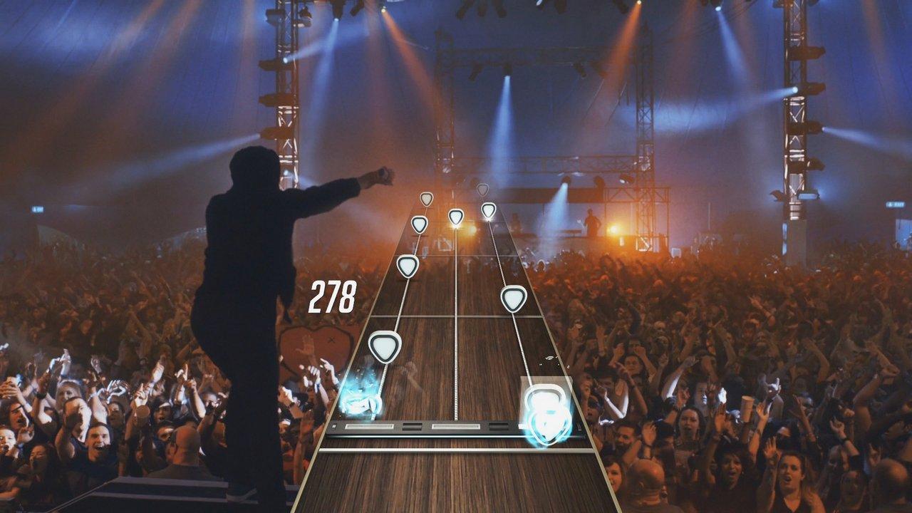 Canzoni ufficiali videogioco Guitar Hero Live