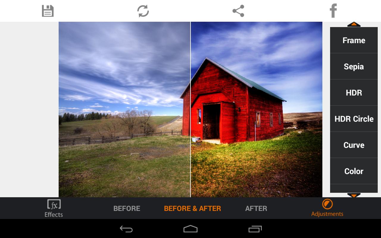 Migliori App per foto HDR con Android