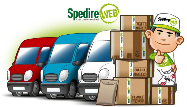 Quanto costa spedire pacco 30 kg con sito Spedireweb?