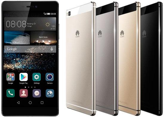 Caratteristiche smartphone Huawei P8