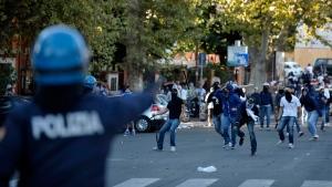 11 fermi dopo il derbi Roma-Lazio