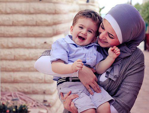 Il ruolo di madre nella religione musulmana