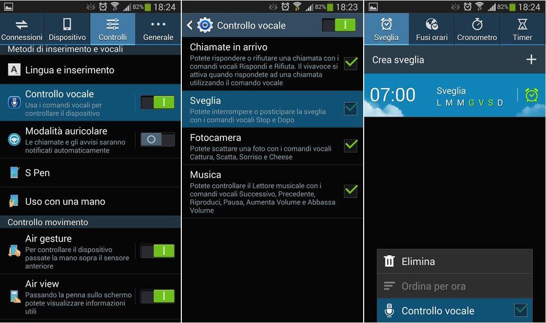 Come impostare sveglia Samsung Galaxy S3