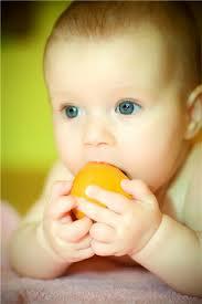 Come nutrire il tuo bambino con vitamina C