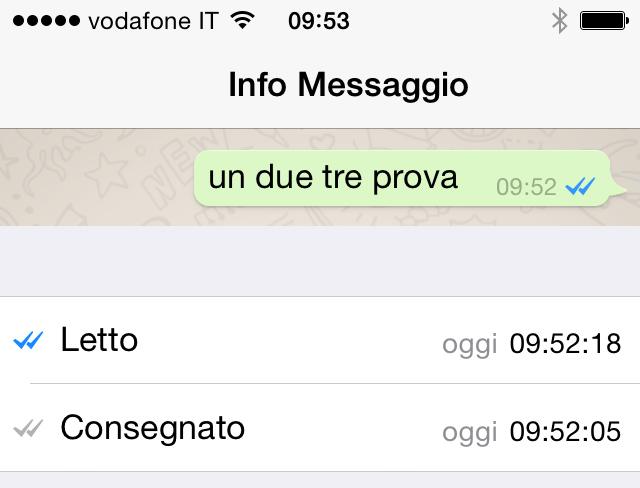 Come inviare messaggi dalle notifiche di Whatsapp