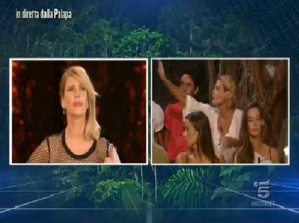 ISOLA FAMOSI: Simona Ventura e Alfonso Signorini, che bluff