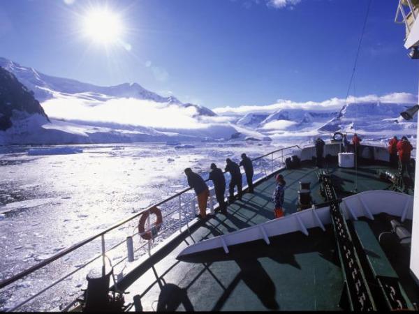 Le crociere in antartide causa del declino dei pinguini e for Quali cabine sono disponibili sulle navi da crociera