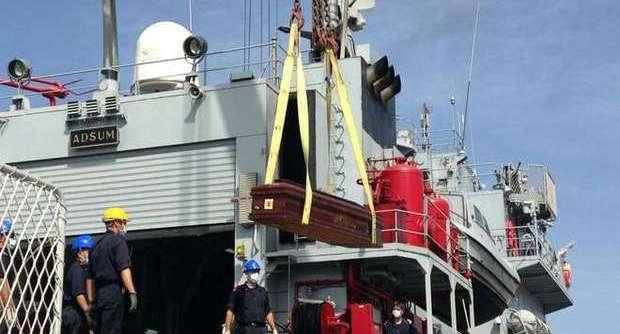 Dove vengono portati i feretri delle vittime di Lampedusa