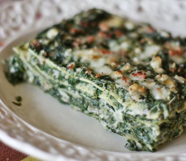 come cucinare vegan: lasagna di tarassaco e lenticchie - notizie.it - Come Cucinare Le Lasagne