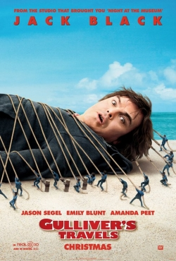 """La colonna sonora del film """"I viaggi di Gulliver"""""""