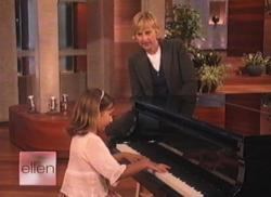 Emily Bear, una pianista prodigiosa