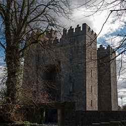 Come visitare il castello medievale in Irlanda