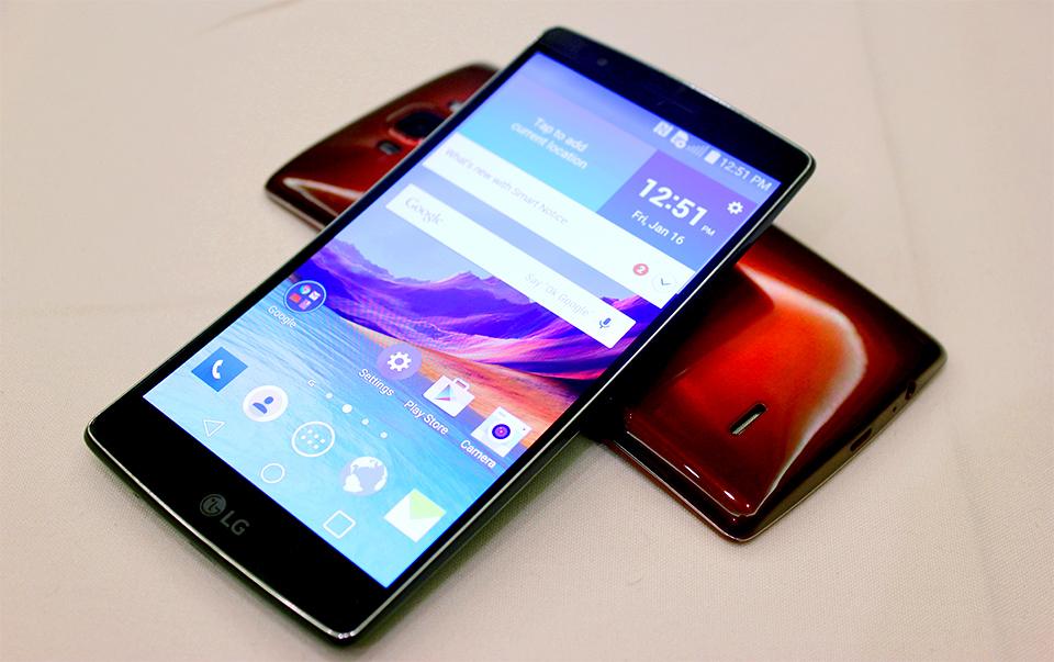 Caratteristiche smartphone LG G Flex 2