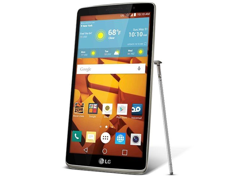 Caratteristiche e prezzi LG G Stylo