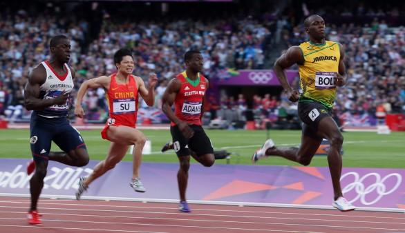 Gli uomini più veloci del mondo
