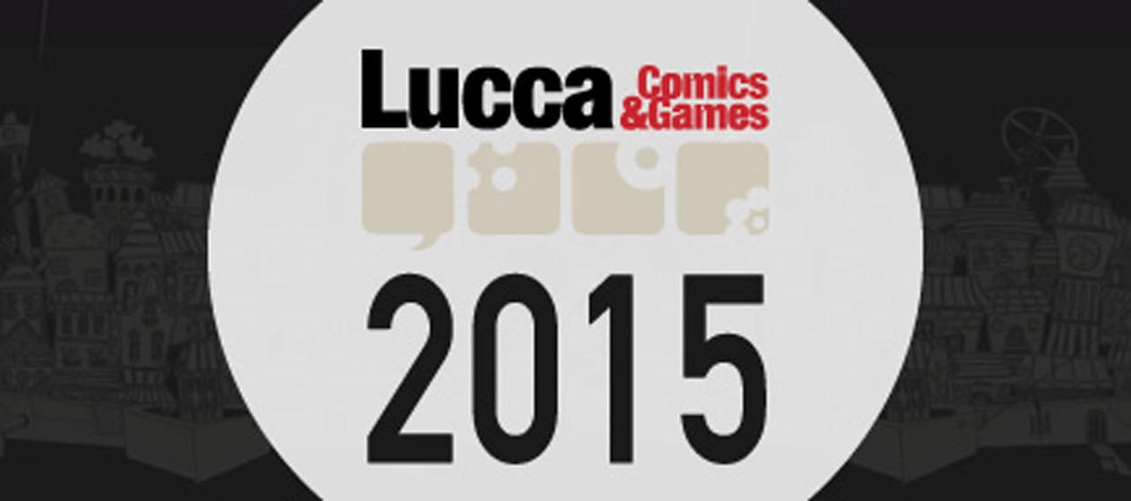 Lucca Comics 29 ottobre 2015 programma