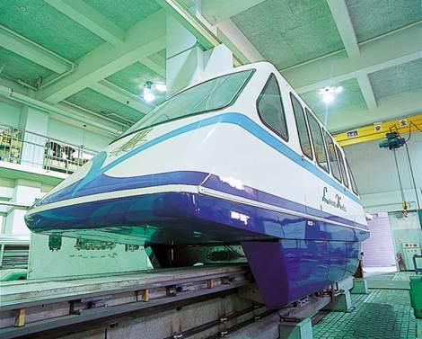 Il treno più veloce del mondo