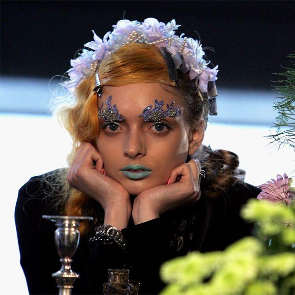 makeup avventuroso: un look selvaggio