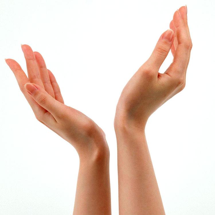Cosa significa sognare le mani?