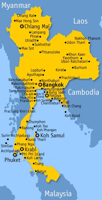 Quanto costa vivere in Thailandia