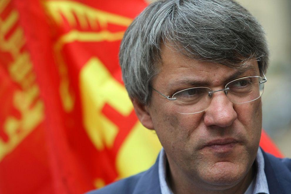 Chi è Maurizio Landini, finto sindacalista?