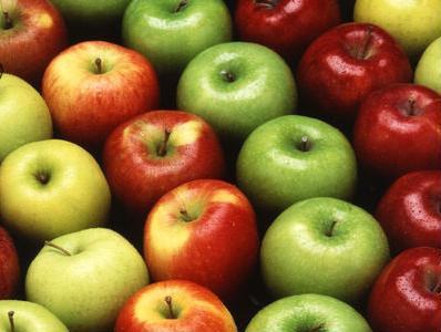 Reazioni allergiche alle mele