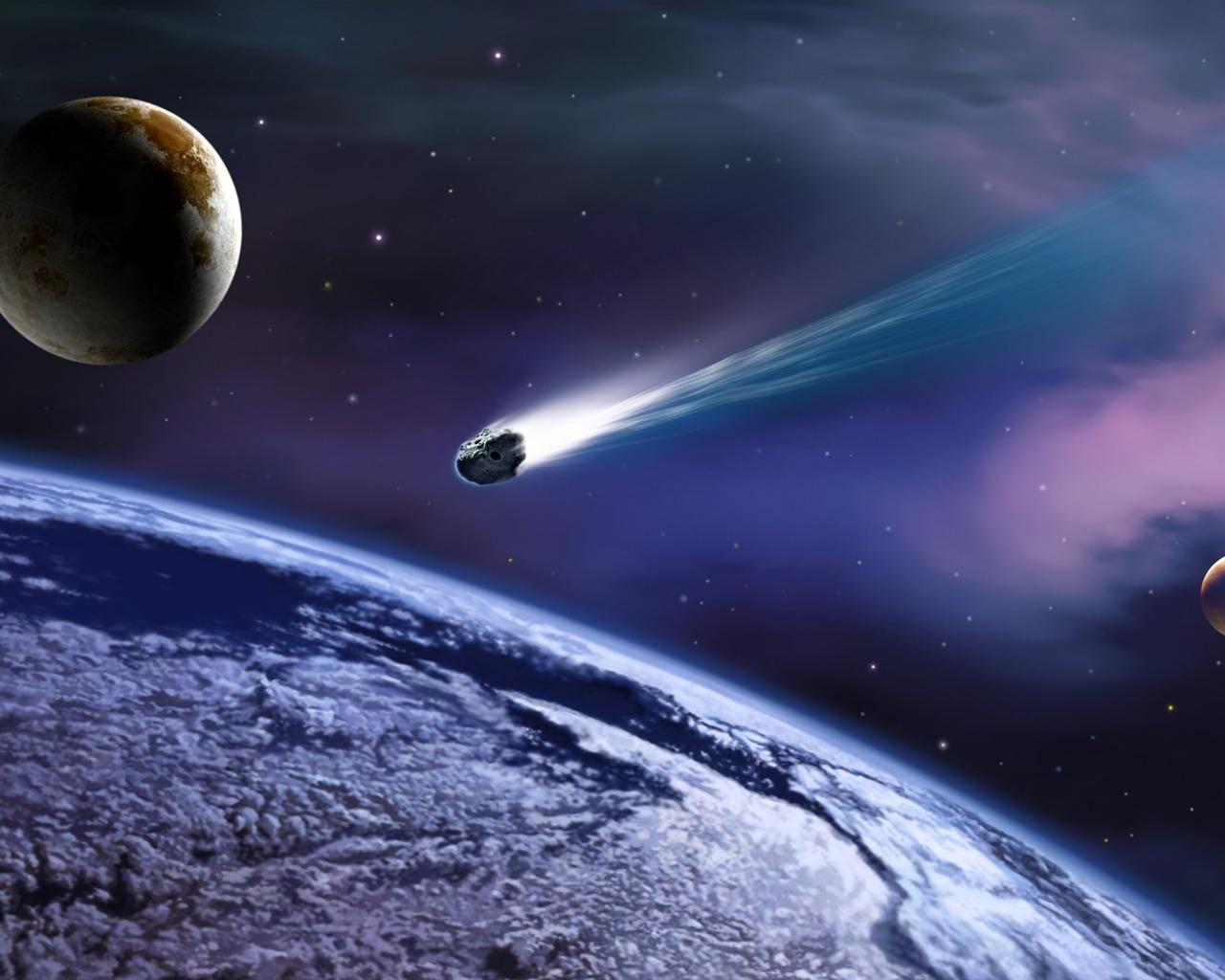 Caduta meteoriti Tunisia