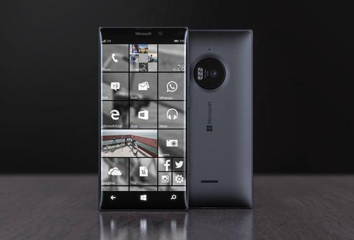 Caratteristiche Lumia 950 e Lumia 950 XL