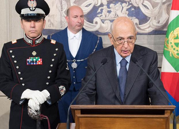 Cosa ha detto Napolitano sulle carceri