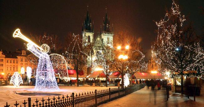 I mercatini di Natale in Repubblica Ceca