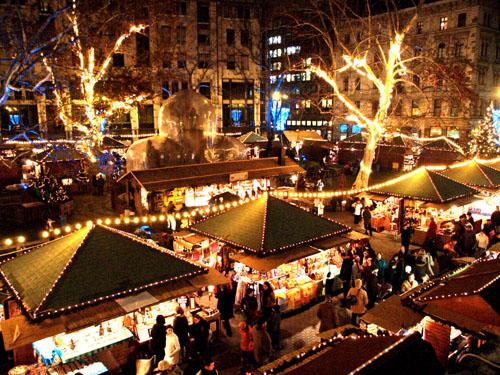 I mercatini di Natale a Barcellona