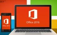 Caratteristiche Microsoft Office 2016