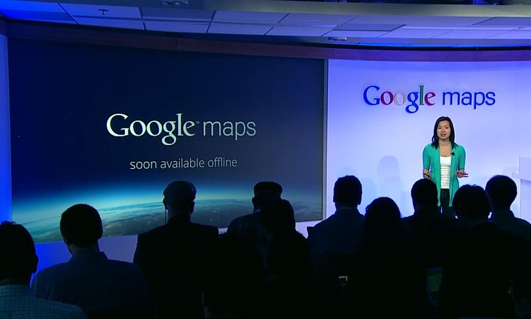 Come usare offline Google Maps