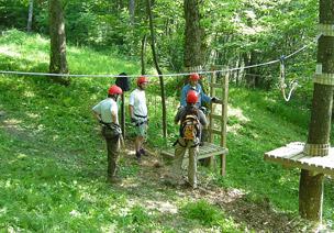 Adventure Parks in Piemonte