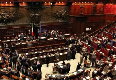 Rinvio voto legge sull omofobia for Indirizzo parlamento italiano