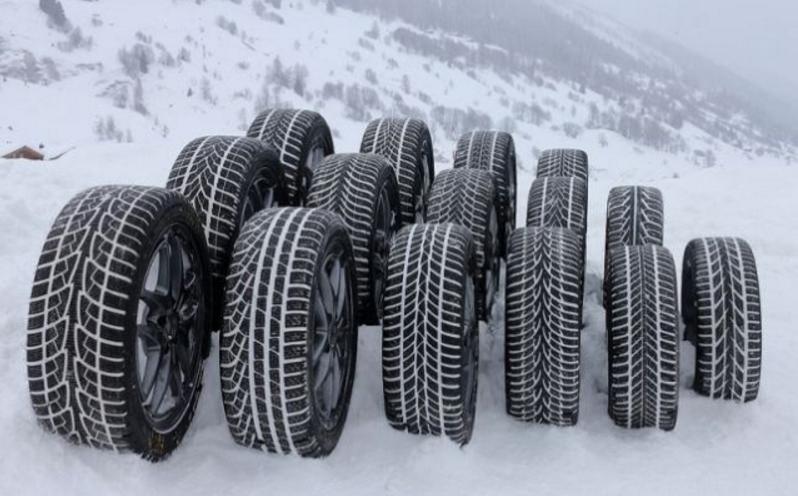 pneumatici invernali