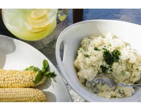 Come congelare l'insalata di patate