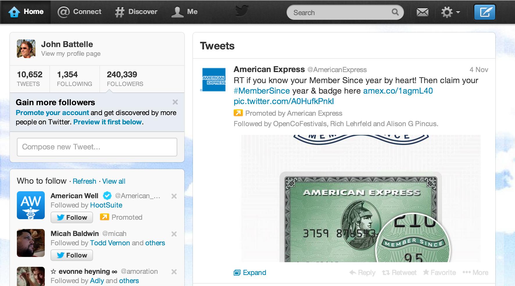 Come gestire campagna su Twitter azienda